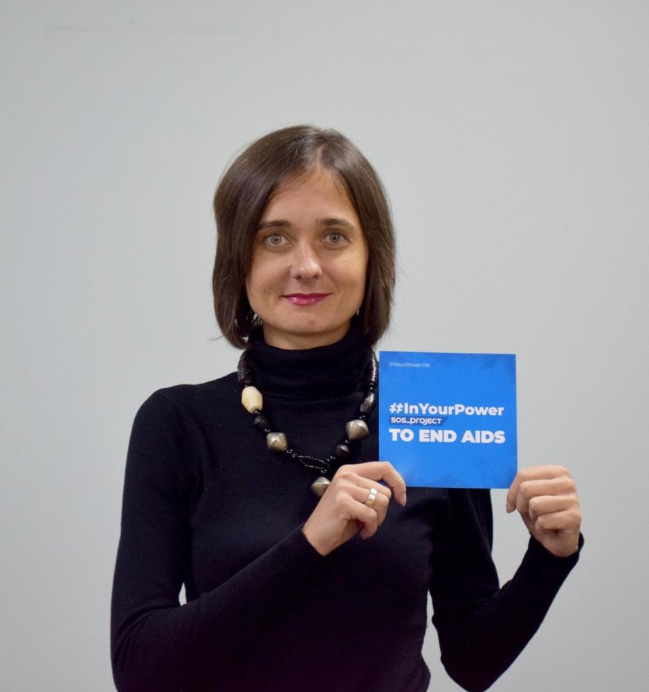 Татьяна Дешко, директор международных программ Альянса общественного здоровья